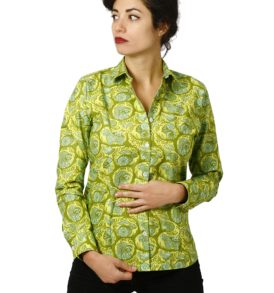 Women shirt Forest Animals